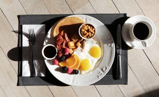 5 breakfasts