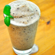 Chocolate Mint Protein Shake