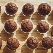 Breakfast Carrot Cake Muffins